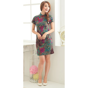 SC971624 - Fashion Cheongsam