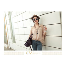 Load image into Gallery viewer, ST97355 - Korea Fashion Chiffon Top