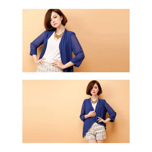 SJ213071 - Fashion Cardigan