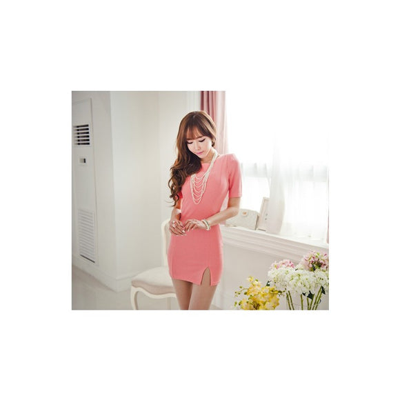 SD213186 - Korea Fashion Dress