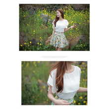 Load image into Gallery viewer, SK70261 - Korea Fashion Flora Skirt