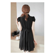 Load image into Gallery viewer, SD97535 - Korea Fashion One Piece Dress (With Belt)