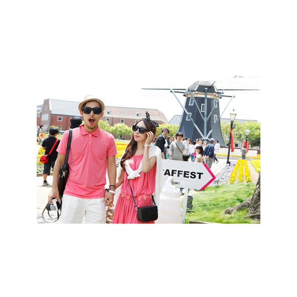 ST99028-1 - Korea Stylish Couple T (1 Set)