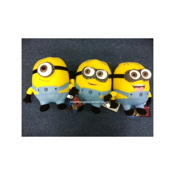 SE56688-3 - 3D Eye Despicable Me (Soft Toy) (1 Set)
