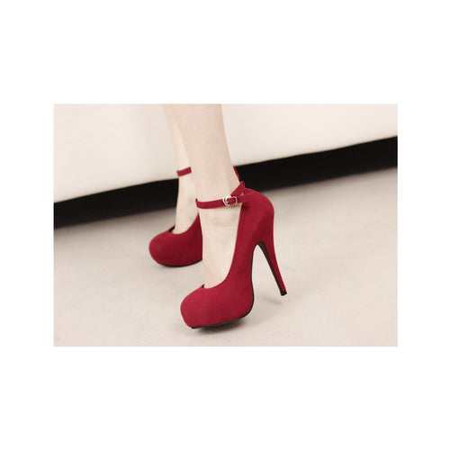 SE68885 - European Stylish High Heels
