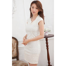 Load image into Gallery viewer, SC59759 - Stylish Lace Cheongsam