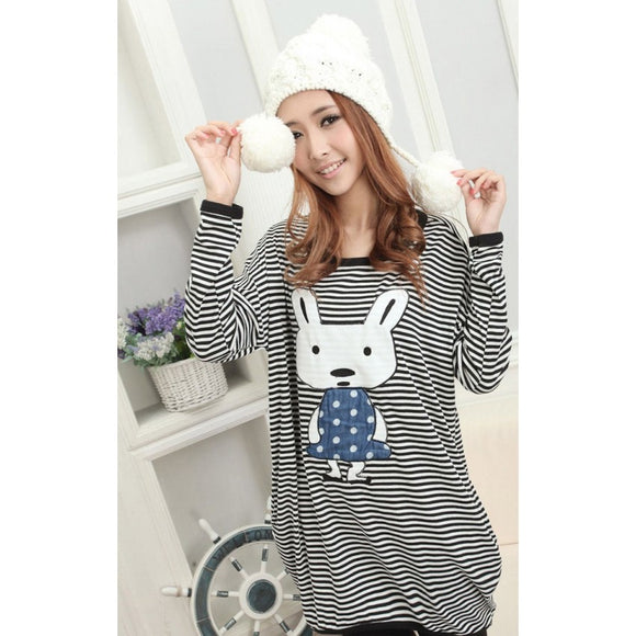SD96207 - Stylish Stripe Dress