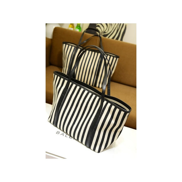SB7670 - Stylish Stripe Bag
