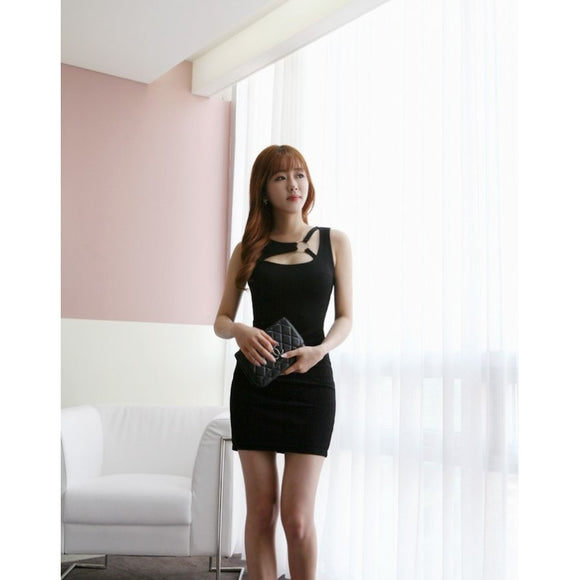 SD97709 - Korea Stylish Dress