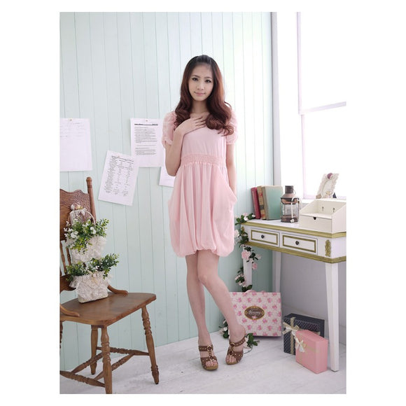 SD216543 - Sweet Chiffon Dress