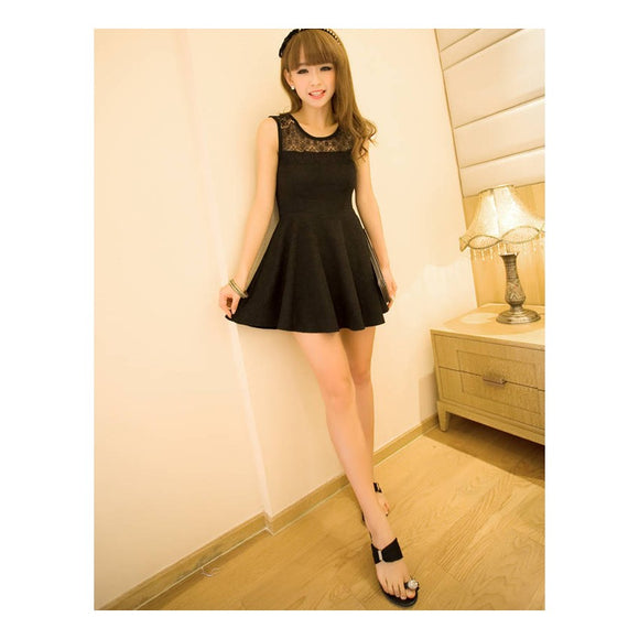 SD216826 - Sweet Lace Dress