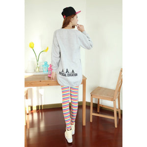 SP76404 - Stylish Colourful Legging