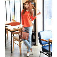 Load image into Gallery viewer, ST75599 - Korea Stylish Top