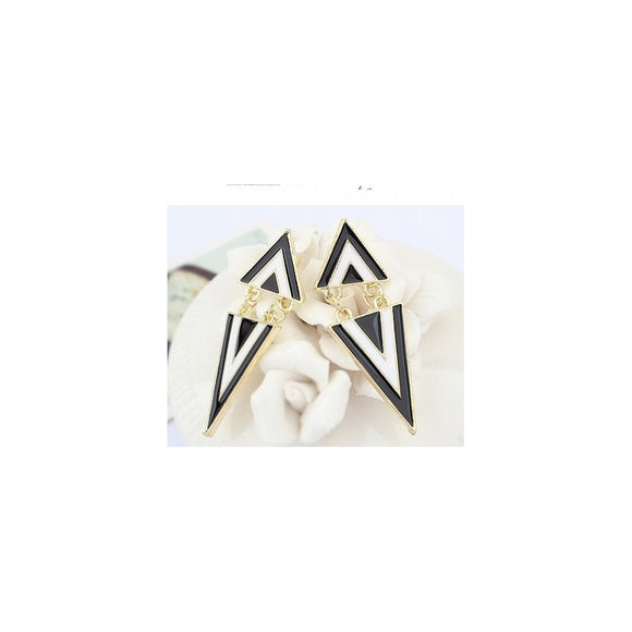 SE1460 - Triangle Earrings