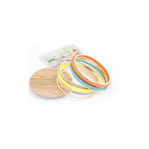SE2151 - Stylish Multilayer Bangle