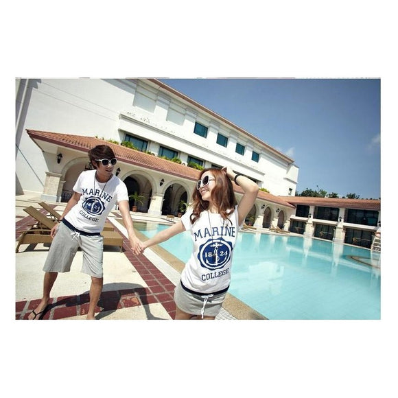 ST98686 - Korea Fashion Couple T (1 Set)