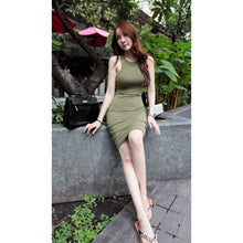 Load image into Gallery viewer, SD79032-1 -Korea Fashion Body Hugging Dress
