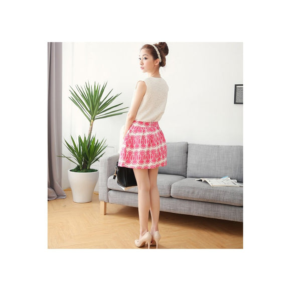 SK217781 - Stylish Summer Skirt
