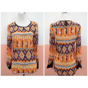 ST988914 - Stylish Chiffon Top