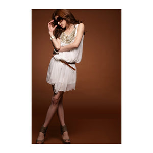 SD26913 - Elegant Chiffon Dress
