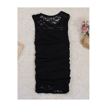 Load image into Gallery viewer, SD211108 - Korea Body Hugging Lace Dress