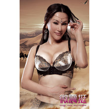 Load image into Gallery viewer, SR103 - Original Eve's Magic Push Up Bra Set With Panty