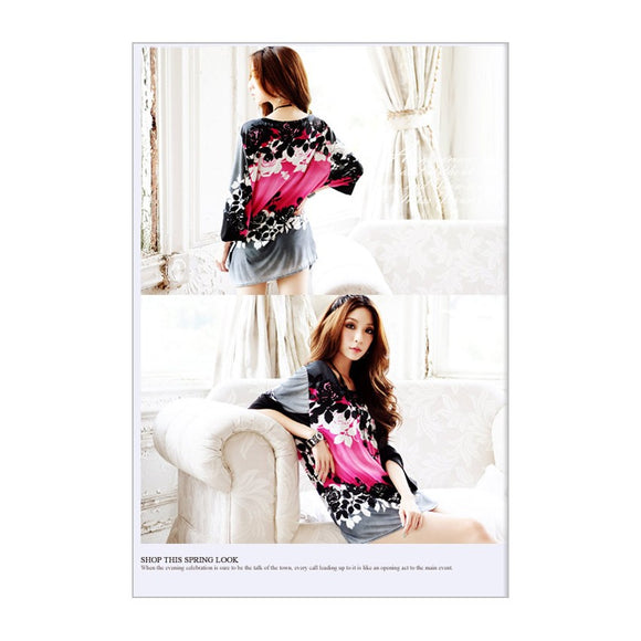 SD27378 - Fashion Flora Dress
