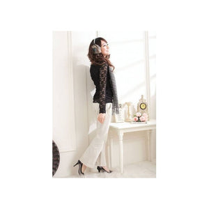 ST210095 - Korea Fashion Lace Top