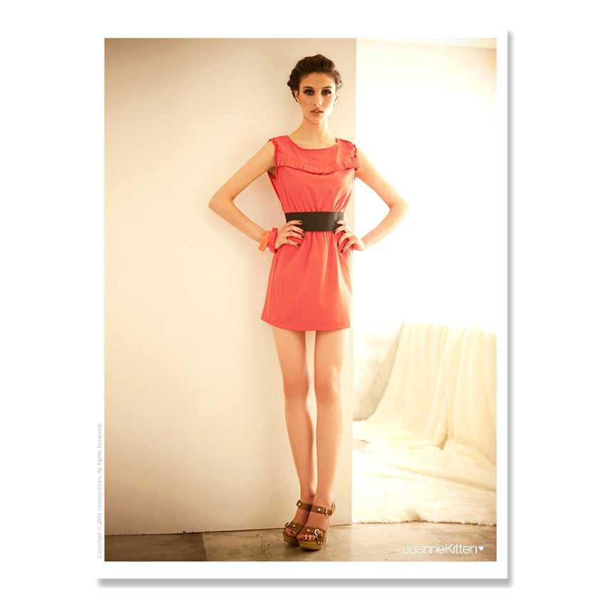 SD9130 - JK Trendy Dress