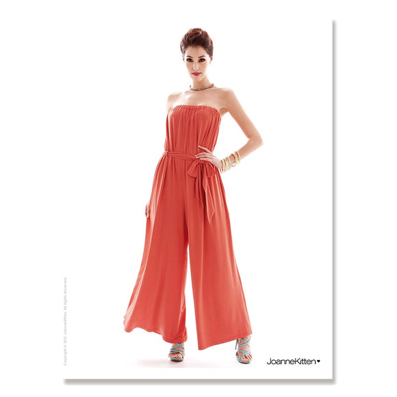 SP9171 - JK Beautiful Bandage Jumpsuit