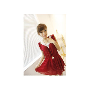 SD739146 - Sweet Chiffon Dress