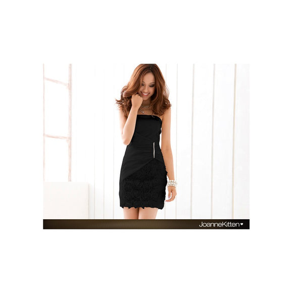 SD9191 - JK Classic Tube Dinner Dress
