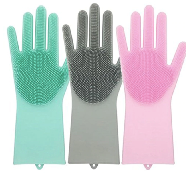 SPO1005 Magic Silicone Cleaning Brush