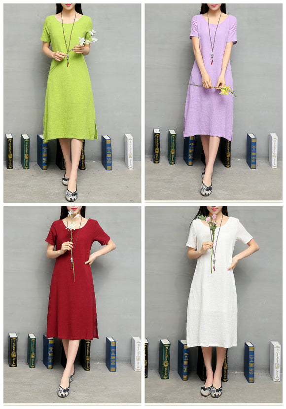 SC-3118 Casual Dress