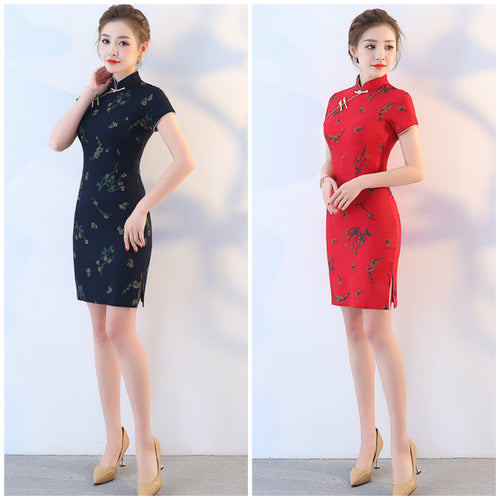 SC-3643 Fashion Cheongsam