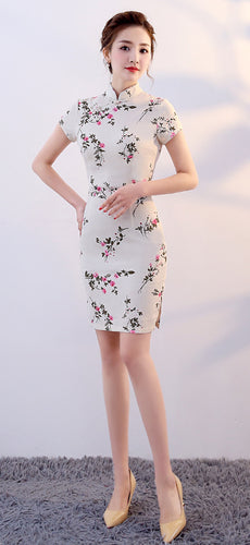 SC-3641 Fashion Cheongsam