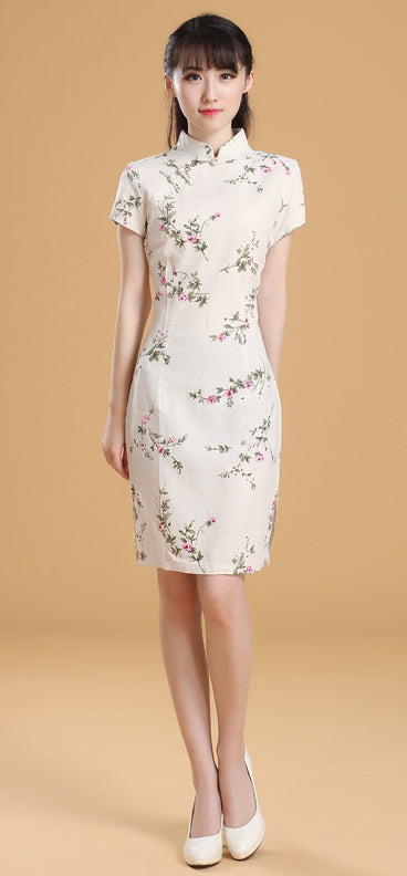 SC-3650 Lovely Cheongsam