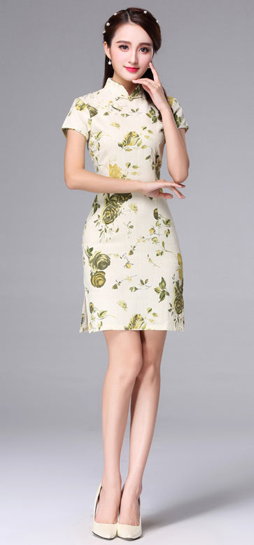 SC-3653 Fashion Cheongsam