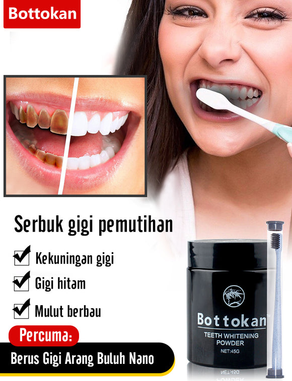 SS37694 Teeth Whitening Powder Bottokan
