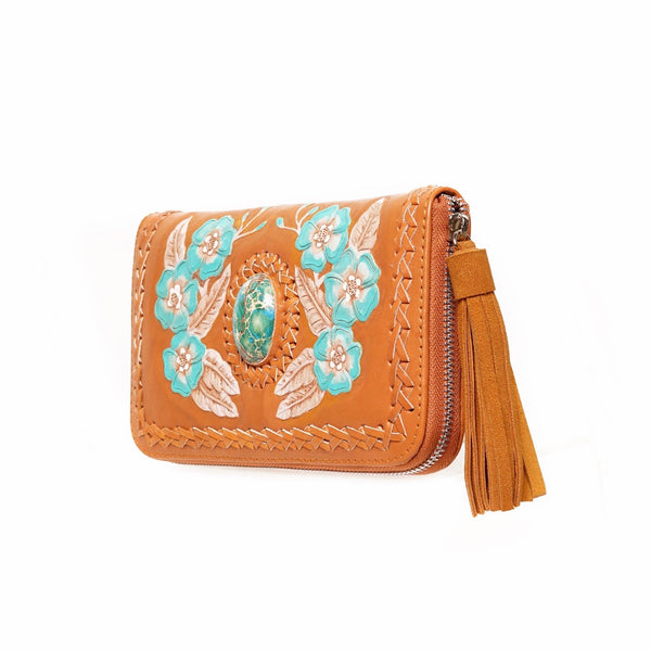 Forget-Me-Not Wallet