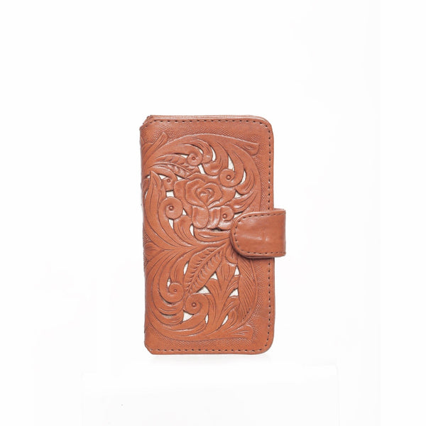 Delilah Phone Cover - Tan
