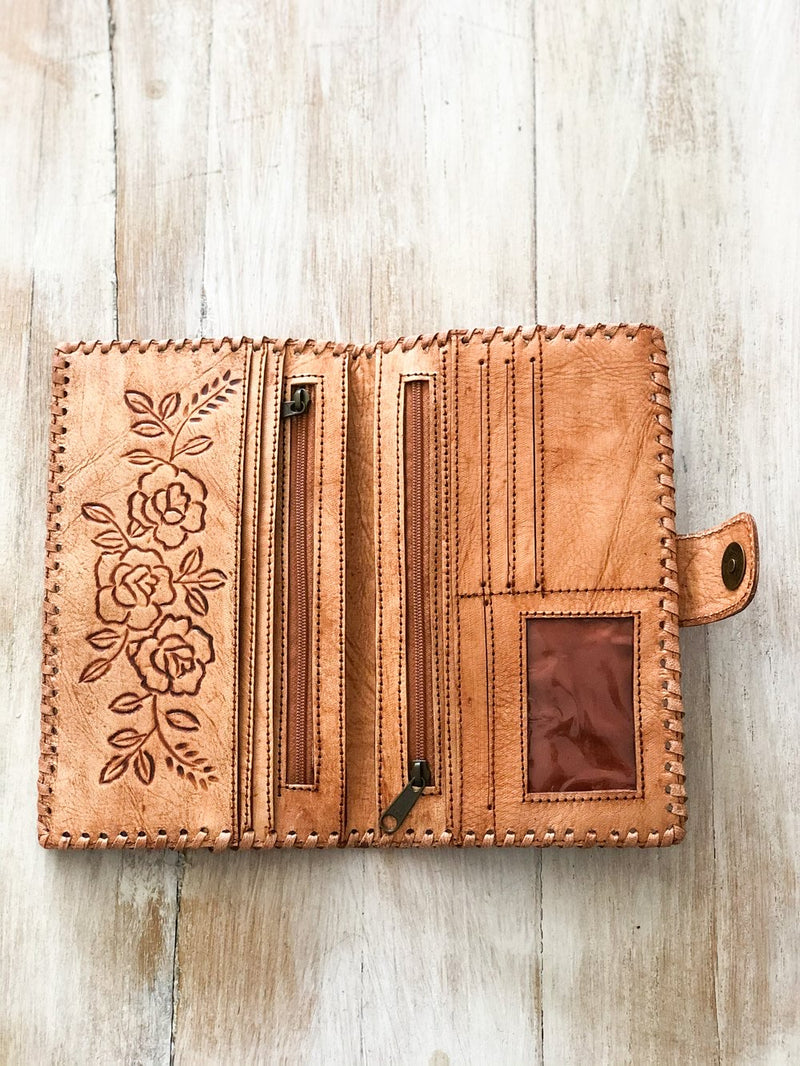 House of Skye Leather Wallets