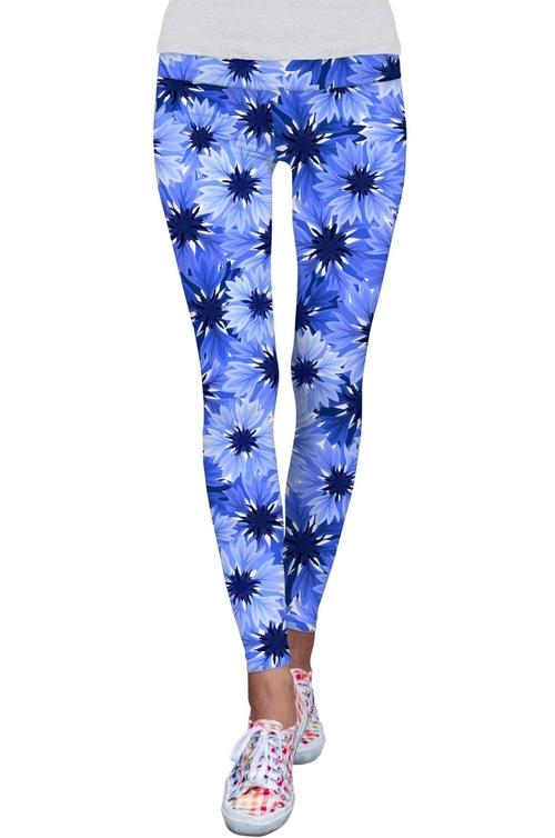 Little Wild Bloom Lucy Floral Performance Leggings