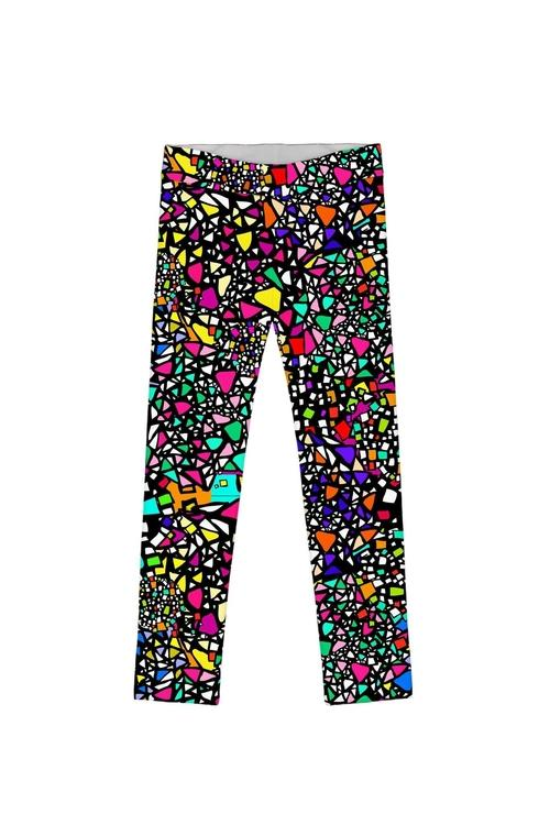 Little In a Joyful Mood Lucy Cute Printed Leggings