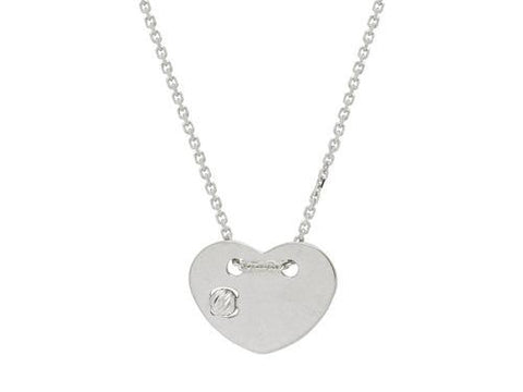 Revolving Heart Necklace