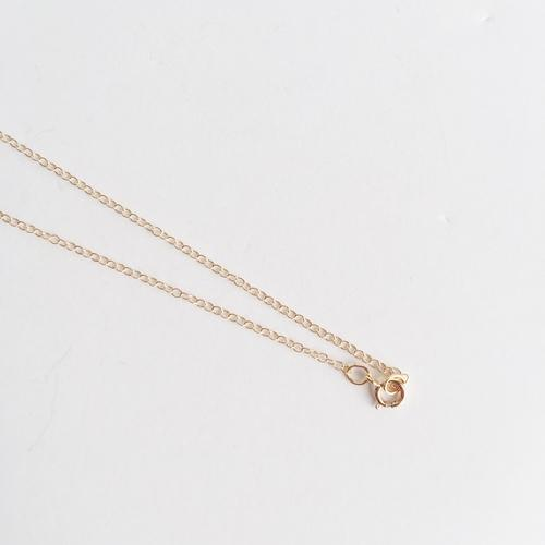 White Pearl - Handmade 14k Gold Filled Necklace