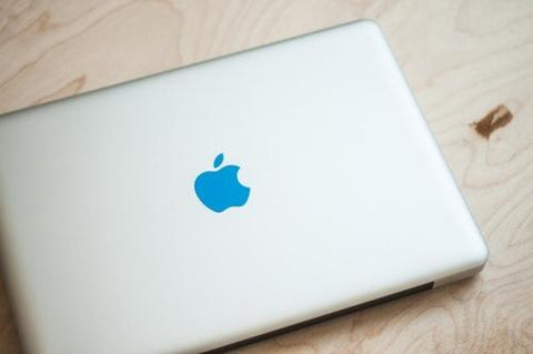 Apple Logo MacBook Decal