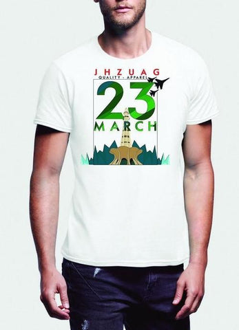 23rd March 2018 JHZUAG T-Shirt For SALE - Order