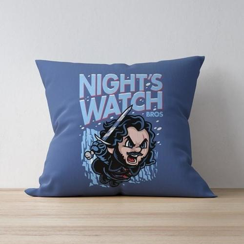 Nights Watch Pillow/Cushion