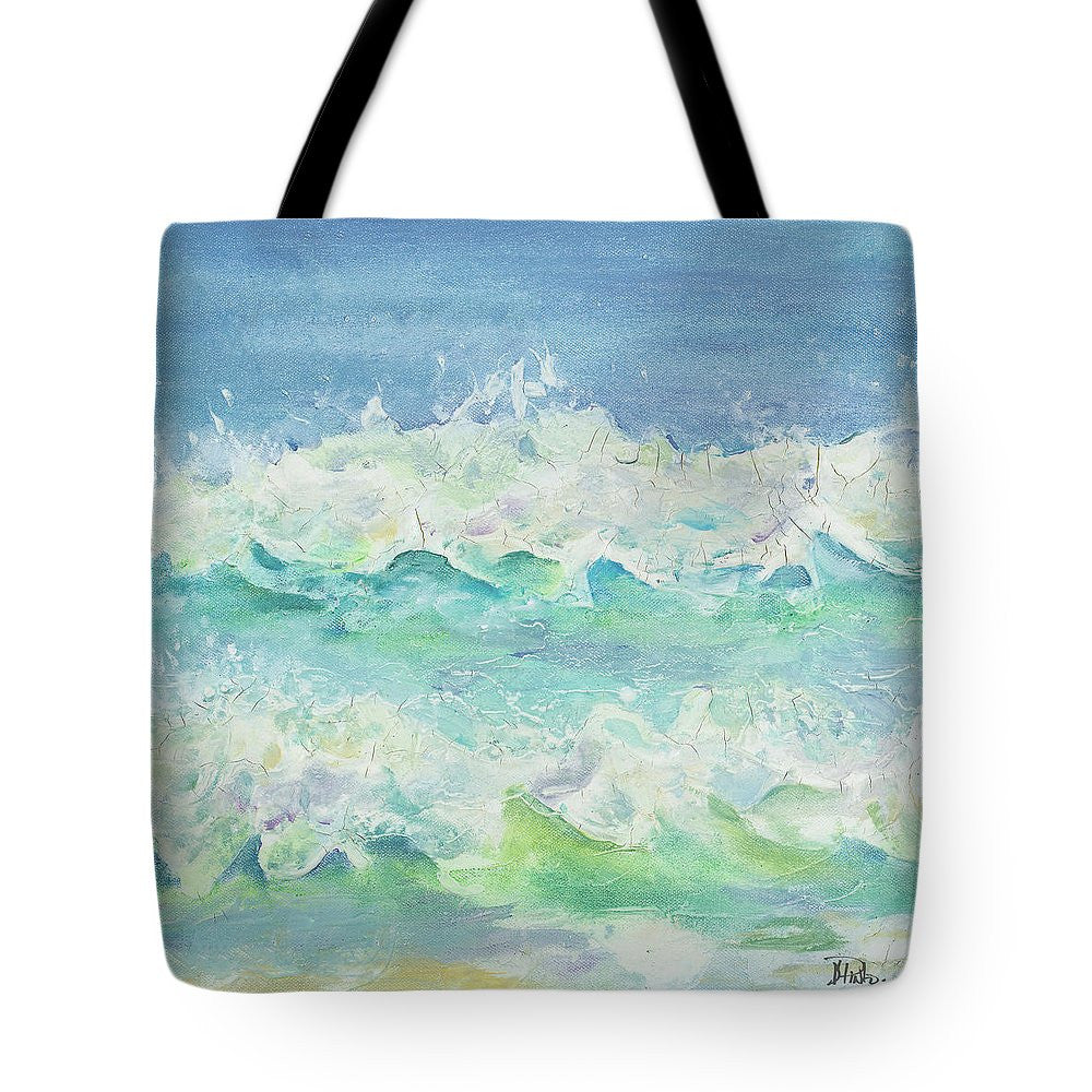 Las Olas Square II Tote Bag